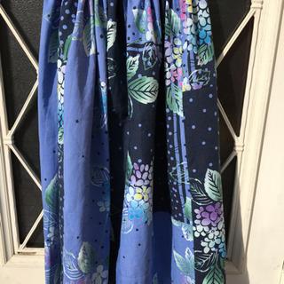 浴衣リメイクスカート