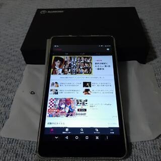 早い者勝ち2020美品使用1ヶ月Android8型サクサクタブレット - 高知市