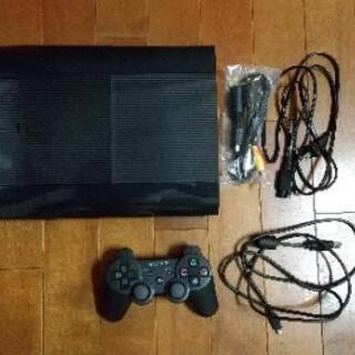 【ネット決済】PS3(CECH-4200B)とソフト五本