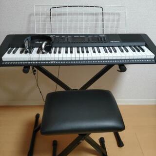 電子キーボード Alesis 61鍵盤