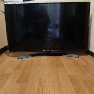 【ネット決済】43型 LG 液晶テレビ 中古です。