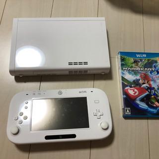 Wii U 本体・マリオカート8ソフトセット