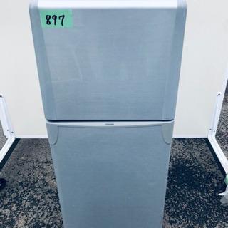 897番 TOSHIBA✨東芝冷凍冷蔵庫✨YR-12T‼️