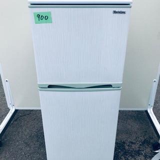 ✨高年式✨900番 Elabitax✨電気冷凍冷蔵庫✨ER…