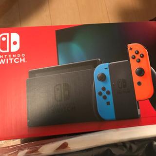 【ほぼ定価】新型任天堂switch ネオンカラー