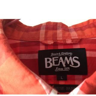 ビームス メンズシャツ