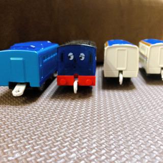 プラレール博限定 中間車両4つセット