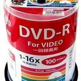 1500円 1枚15円 HI-DISC 録画用DVD-R HDD...