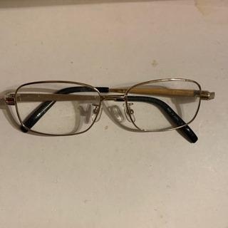 視力1.0(両方とも)に作った老眼鏡になります!