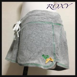 [ROXY] ショートパンツ ルームウェア 短パン ストレッチ素...