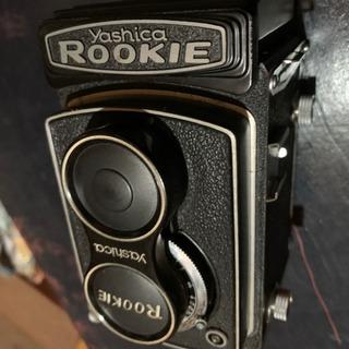 yoshica Rookie 二眼レフ レトロカメラ
