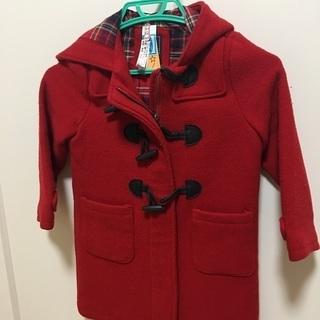 5歳用冬服コート 美品