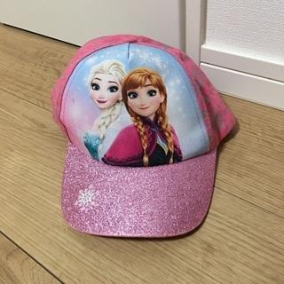 アナと雪の女王 子供用帽子 (美品)