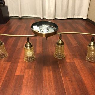 Amaretto - remote ceiling lamp 電球付き
