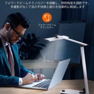 【ネット決済・配送可】【新品未使用】デスクライト  LED電気ス...