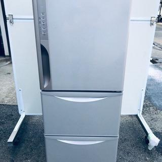 913番 日立✨ノンフロン冷凍冷蔵庫✨R-K270EV‼️