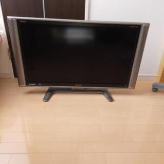 37型シャープ製液晶テレビ LC-37GX4W 2007年製