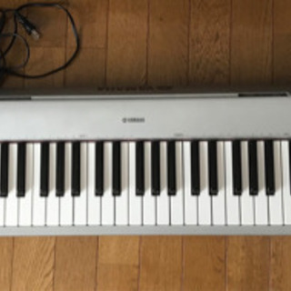 【ネット決済】電子ピアノ【YAMAHA NP-30】