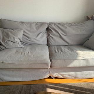 【急募】3人がけソファーの画像