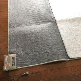 ホットカーペット MORITA 2畳相当 500W