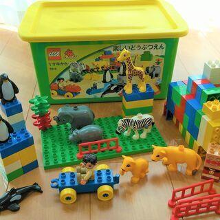 Duplo LEGO 楽しいどうぶつえん、ミッキーとミニーのこう...