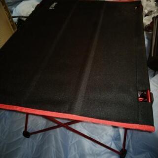 折りたたみテーブル 布地ロールテーブル
