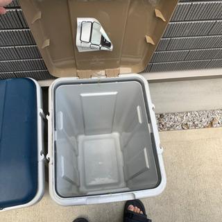 ゴミ箱二つセット