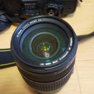D200 Nikon 一眼レフ 美品 28-300mm レンズ付き − 愛知県