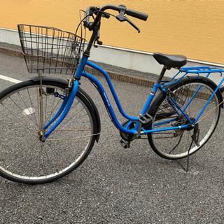 大人6段変速自転車