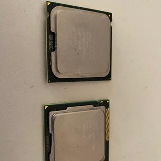 自作PCに、、、 CPU・電源