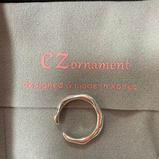 silver925指輪新品