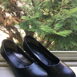 女性面接用靴/パンプス