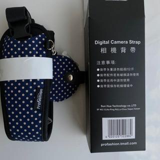未使用カメラ用ストラップ