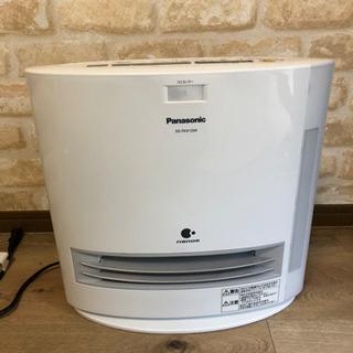 Panasonic セラミックファンヒーター 加湿機能付き