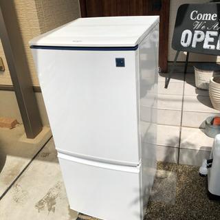 SHARP 冷蔵庫2ドア 2012年製 (清掃済み)