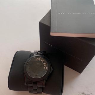 【MARC JACOBS マークジェイコブ】腕時計