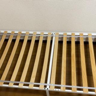 IKEA ベッドフレーム シングル