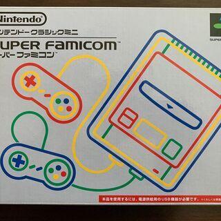 【値下げ】ニンテンドークラシックミニ スーパーファミコン