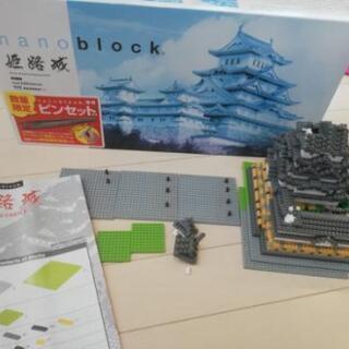 ナノブロック★姫路城