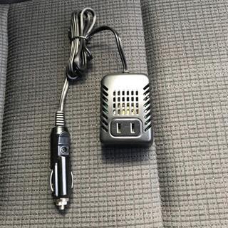 シガーソケット用AC電源装置