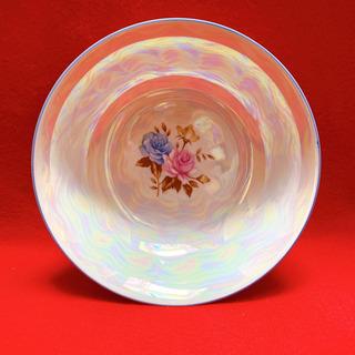 パールのような輝きのお皿 マーブル 深皿 大皿 食器 白い食器
