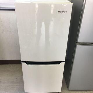 ハイセンス130L冷蔵庫 2016年製 分解クリーニング済み!