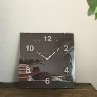 【未使用】ニトリの掛け時計