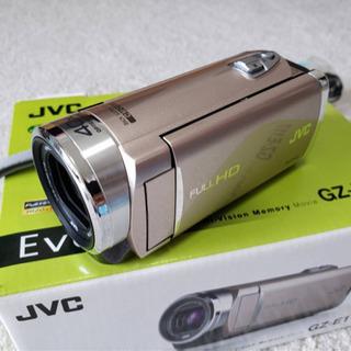 ★ほぼ新品★ JVC  Everio  GZ-E117ビデオカメ...