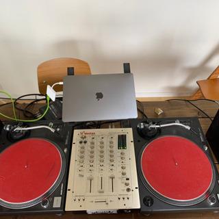 DJセット