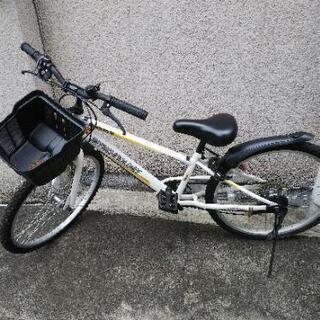 【ネット決済】子供用自転車 24インチ マウンテンバイク