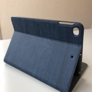 【ネット決済・配送可】未使用 iPad mini4 木目調カバー...