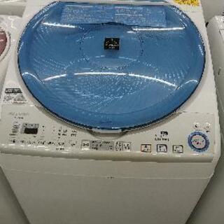 SHARP(シャープ) 洗濯乾燥機 「ES-TA840-A」 (...