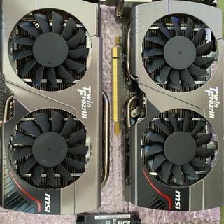 msi GTX660正常とコード43