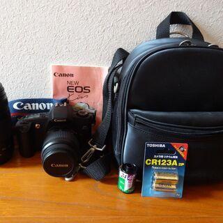 フィルムカメラ CANON New EOS Kiss → ■お取...